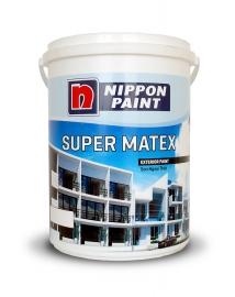 Thùng sơn Super Matex